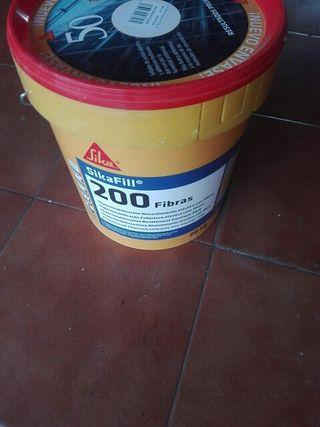 silkafill 200 fibra