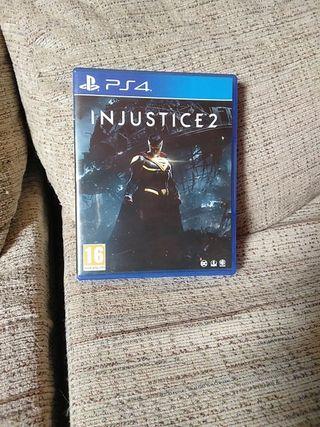 vendo videojuego injustice 2