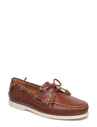 mens Ralph lauren boat shoes