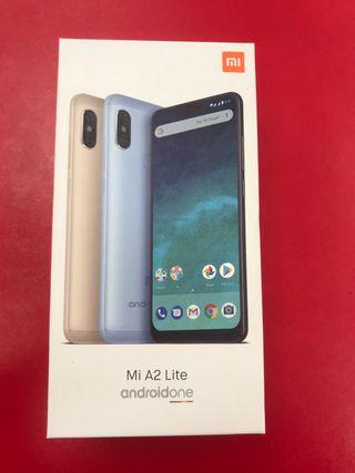 Xiaomi mi A2 lite 32gb (NUEVOS)