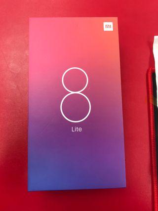 Xiaomi mi 8 lite 64gb (NUEVOS)