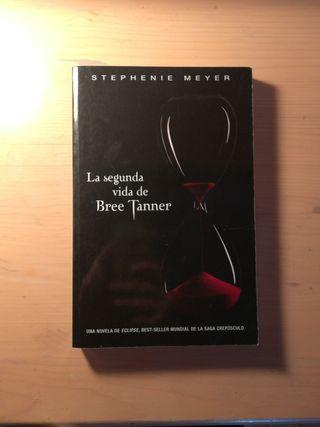 La segunda vida de Bree Tanner - Saga Crepúsculo