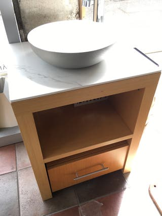 Mueble Roble Natural