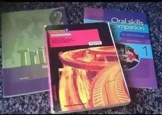 3 libros de bachillerato