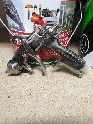 pistola aerografica anest iwata w/101