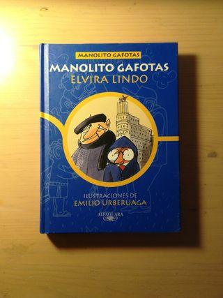 Manolito Gafotas - Elvira Lindo