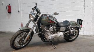 Harley Davidson dyna superglide 1499cc inyección