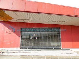 Nave industrial en venta en Castejón
