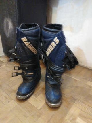 vendo botas de moto cross