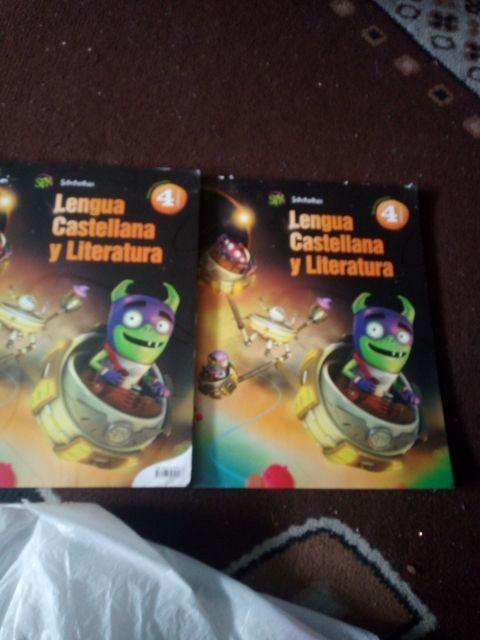libros de texto de 4° primaria edelvives