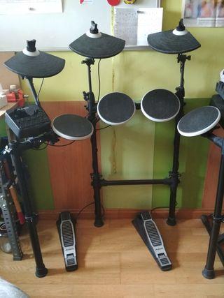 Batería electrónica percusión