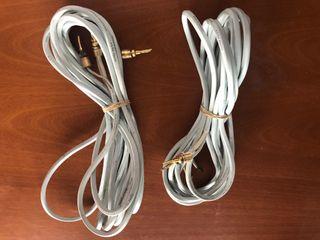 cable SUPRA altavoz