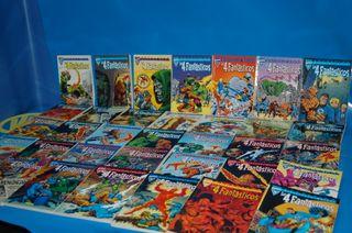 Biblioteca Marvel LOS 4 FANTASTICOS 35 tomos