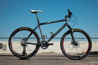 Bicicleta Rockrider 5.2 XL MEJORADA