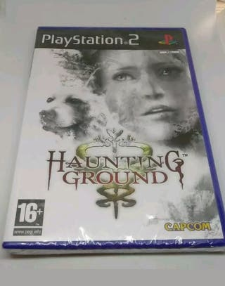 HAUNTING GROUND PS2 PRECINTADO