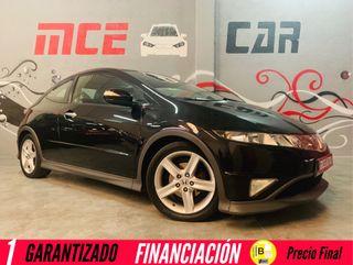 Honda Civic 2.2 I-CTDI TYPE-S 3P UNICO DUEÑO