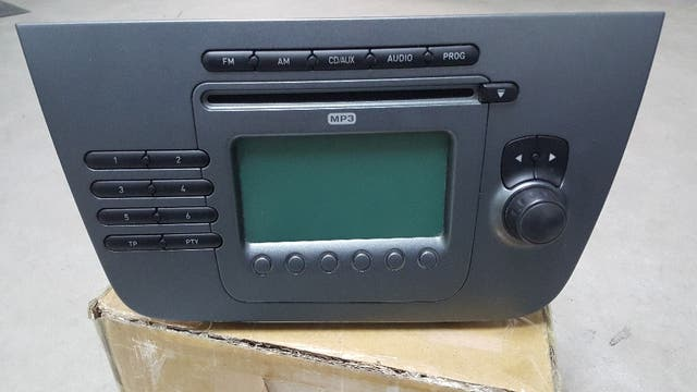Radio mp3 original Seat Altea /Altea XL.. 2007