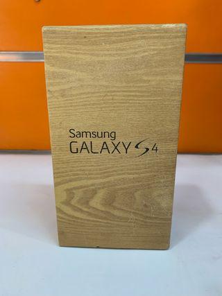 Caja de Samsung Galaxy S4