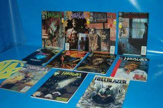 Coleccionismo LOTE 11 COMICS HELLBLAZER zinco