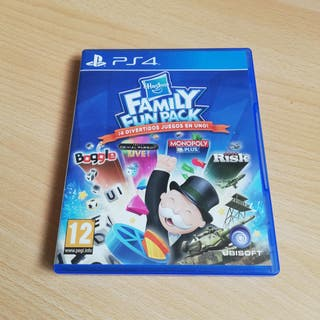 Juego PS4 Family Fun Pack