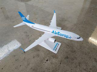 Maqueta Air Europa