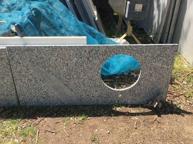 Encimera granito