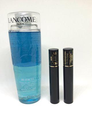 Lancôme eye make up remover 125ml mascarax2