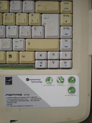 ordenador portátil Aspire 5715Z