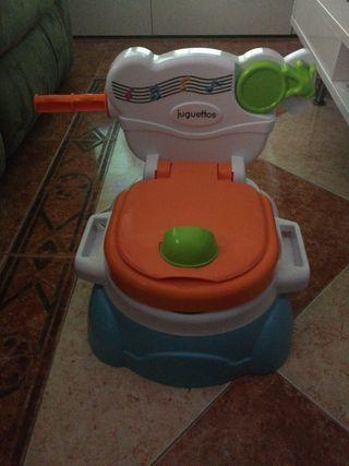 orinal infantil wc