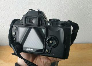 Reflex Nikon D40