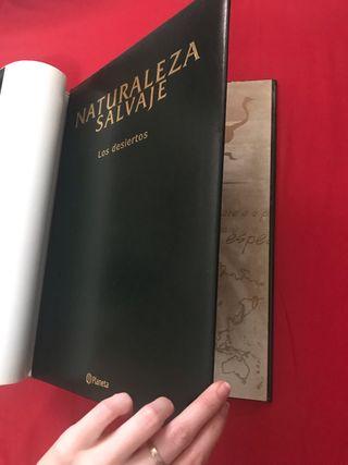 Enciclopedia Libros Naturaleza Salvaje