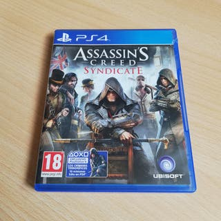 Juego PS4 Assassins Creed Syndicate