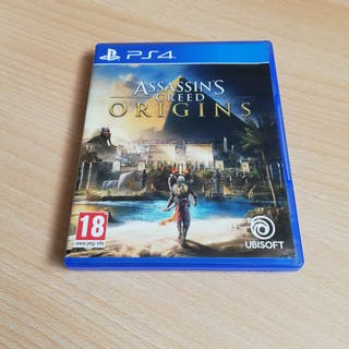 Juego de PS4 Assassins cred Origins