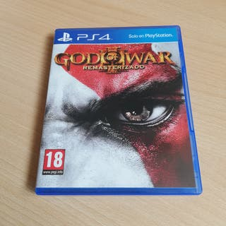 Juego PS4 God Of War