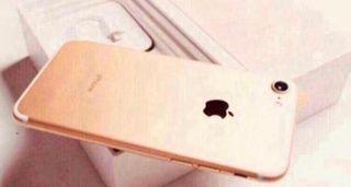 Iphone 7 128 gb rosado. Excelente estado