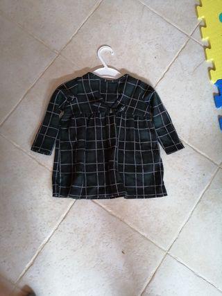 vestido 3 /6 meses niña