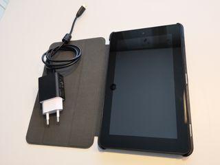 "Tablet Fire, pantalla de 7"" , 16 Gb Amazon"