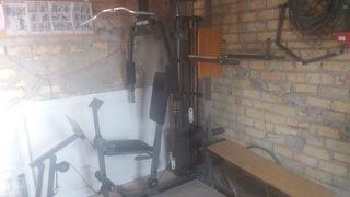 máquina de gym