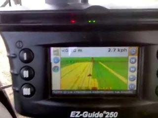 GPS AGRÍCOLA TRACTOR TRIMBLE EZ-250