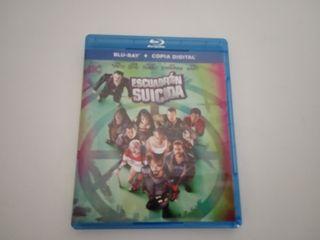 Pelicula Blu-ray: Escuadrón Suicida