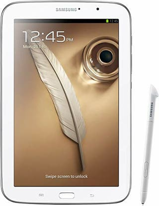 tablet Samsung Galaxy note 8