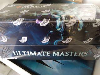 caja Ultimate Masters sellada