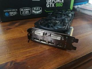 Tarjeta Gráfica Nvidia Gigabyte GTX 980
