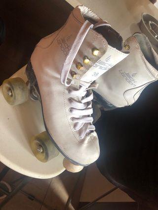 patines patinaje artístico