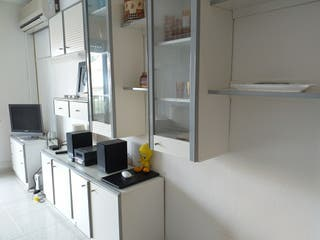 mueble módulos sala comedor almacenaje