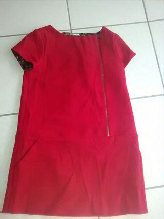 robe rouge enfant