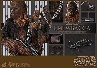 Star Wars - Chewbacca - Episodio IV - Hot Toys