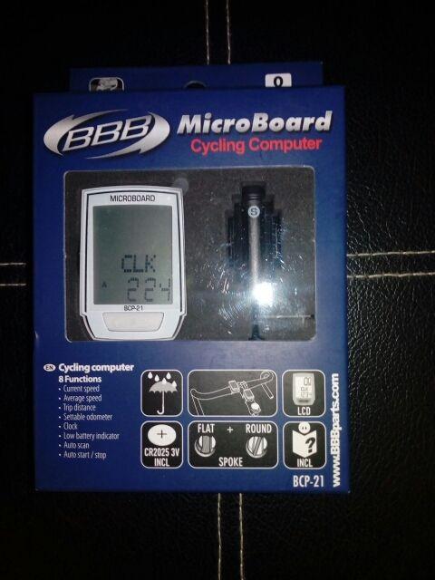 cuentakilometros bicicleta 8 funciones