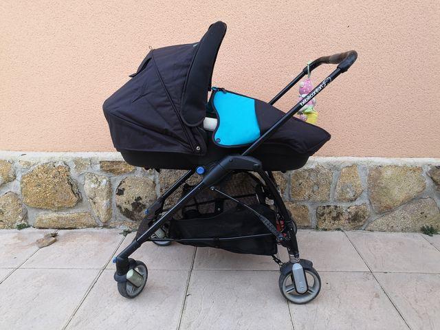carro bebeconfort streety