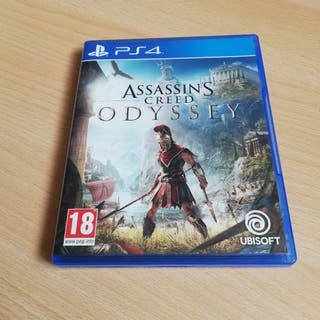 Juego de PS4 Assassins Creed Odyssey